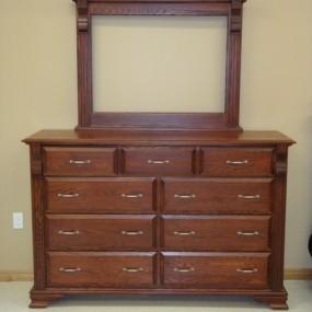 Hillview 9 Drawer Dresser